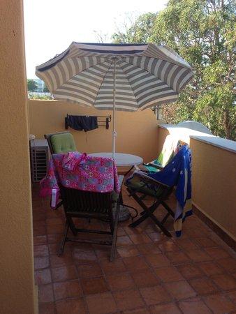 Villas D. Dinis: terrazzo