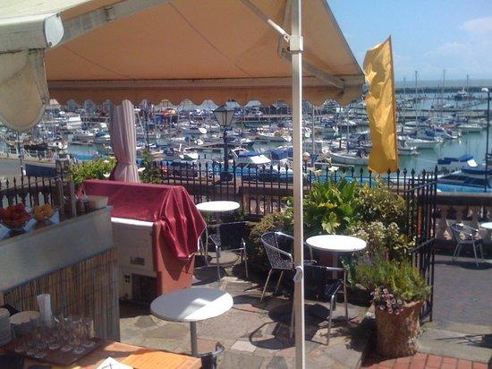 Terrace Garden Cafe Ramsgate