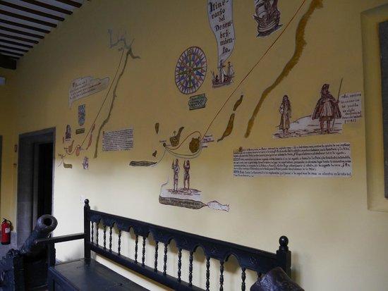 Casa de Colón: Маршруты