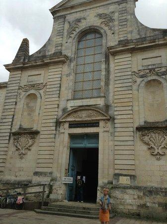 Musee Protestant de La Rochelle