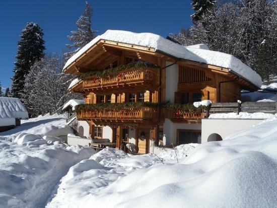 Chalet Fogajard: Lo Chalet d'Inverno