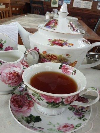 English Tea House: Nice