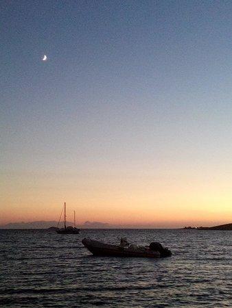 Coralli: Sunset honeymoon dinner