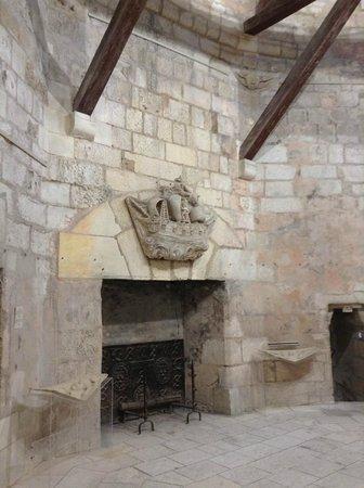 Tours de La Rochelle : Зала в одной из башень