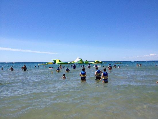 Playa de Llevante: развлечение на пляже