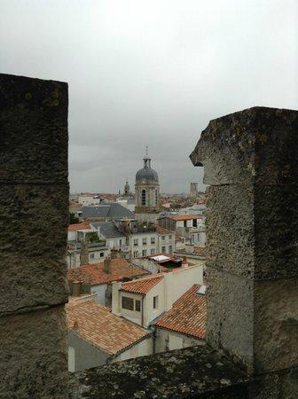 Tours de La Rochelle : Вид на город