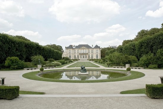 Photo of Garden Jardin du Musée Rodin at 79 Rue De Varenne, Paris 75014, France