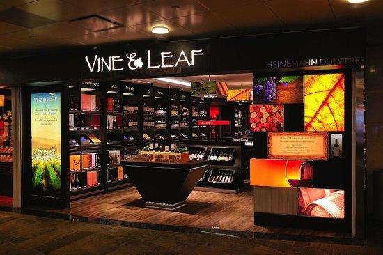 Vine & Leaf