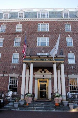 Hotel Viking : Entrance