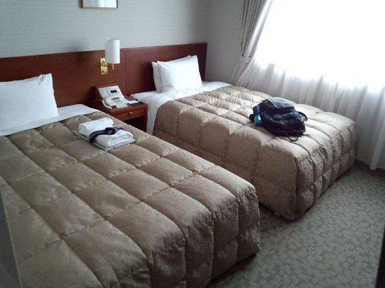 Mutsu Grand Hotel: ベッドルーム1