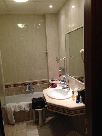Hotel Garden Terme : bagno camera