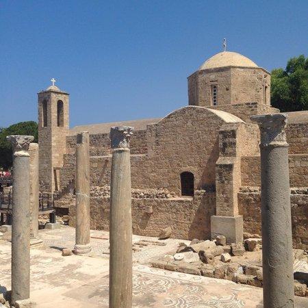 Chrysopolitissa-Kirche: A Special Place!