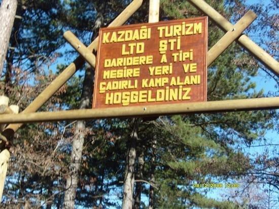 Balikesir, تركيا: Kazdağı