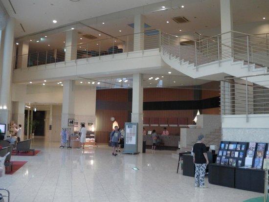 Kirishima Kanko Hotel : Foyer