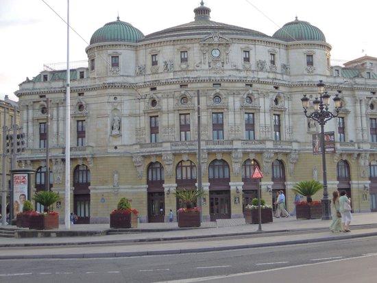 Hotel Holiday Inn Bilbao : Centro de Bilbao