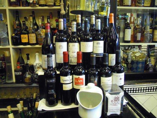 Hotel Holiday Inn Bilbao : Vinos de Euskadi
