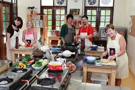 Tropical Spice Garden Cooking School