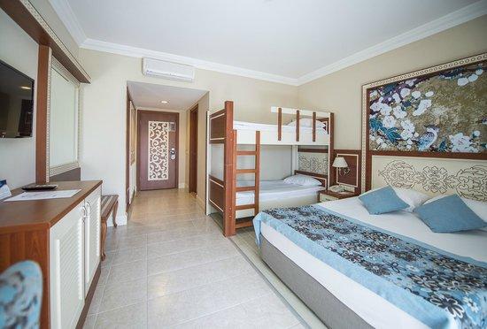 Crystal Paraiso Verde Resort & Spa: Rooms