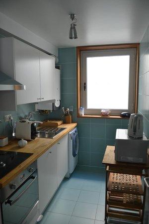 DesignOportoFlats : kitchen