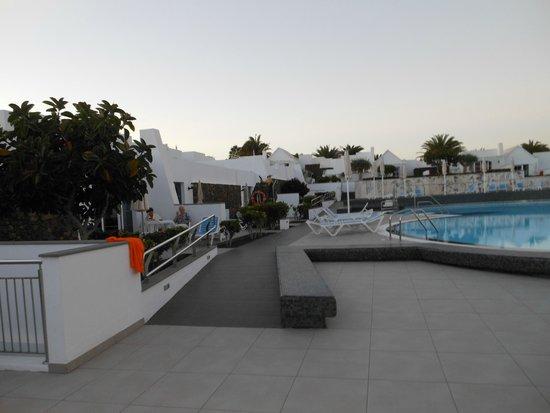 Nautilus Lanzarote: бассейн
