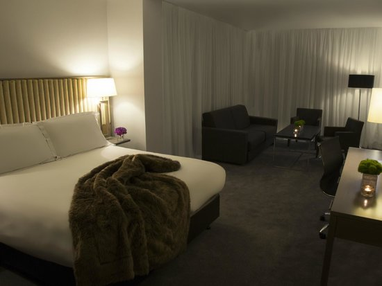 The Spencer Hotel Dublin IFSC: Junior Suite