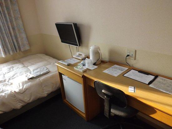 AQA Hotel : 室内
