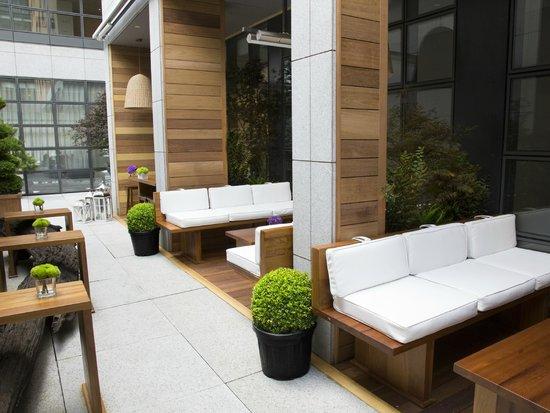 The Spencer Hotel Dublin IFSC : Zen Garden