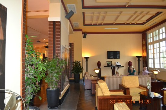La Residence Hue Hotel & Spa - MGallery by Sofitel: sảnh