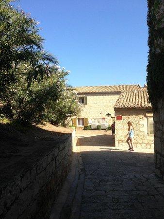 Club Med Kamarina : le village