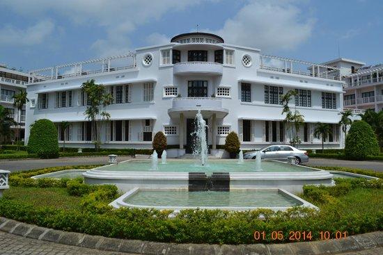 La Residence Hue Hotel & Spa - MGallery by Sofitel: tiền sảnh