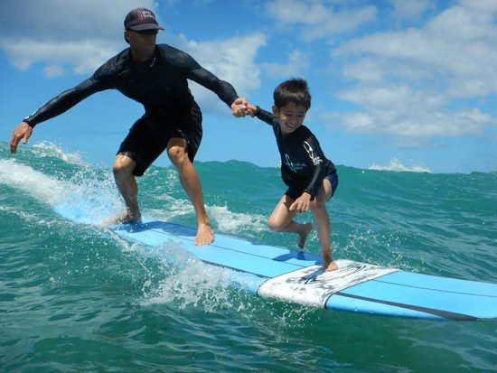 Gone Surfing Hawaii : Next stop: North shore!