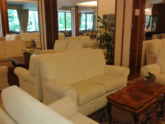 Continental Terme Hotel : Hall