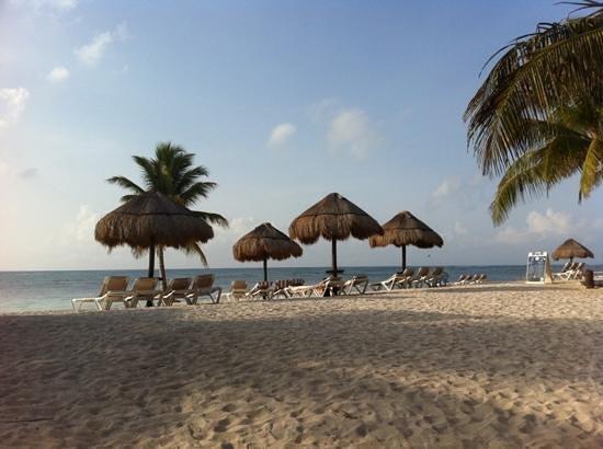 PavoReal Beach Resort Tulum: plage