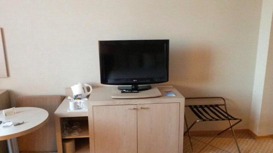 Holiday Inn Moscow Lesnaya: tv