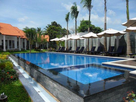Terrace Phu Quoc Resort: Poolanlage