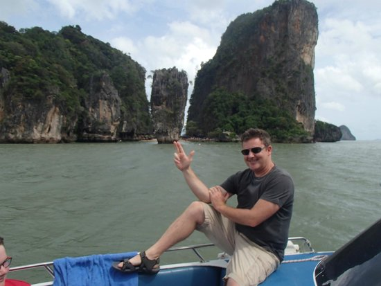 Phuket Sail Tours: James Bond Island
