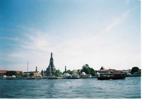 Wat Arun (Tempel der Morgenröte): overview