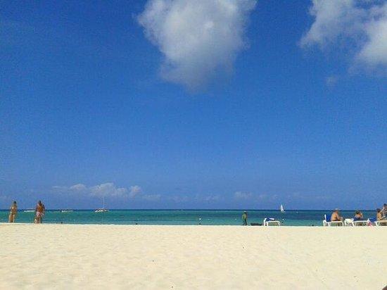 Now Larimar Punta Cana: la plage