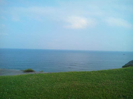 Residence Mer & Golf Eugénie : océan, vue de quelques appart