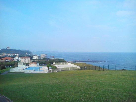 Residence Mer & Golf Eugénie : très beau site et terrain malgré tout