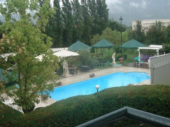 Hotel Santacroce Meeting: Vista dalla camera