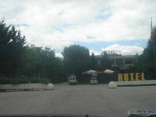 Hotel Santacroce Meeting: Ingresso Hotel
