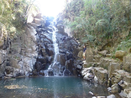 Cavern Drakensberg Resort & Spa : The Waterfall...