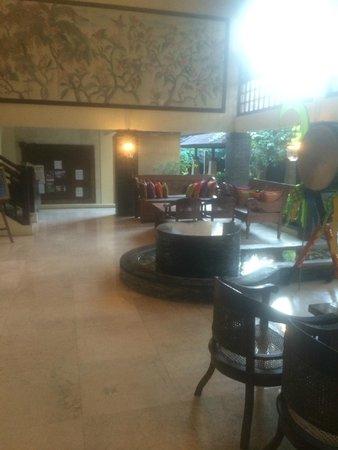 Risata Bali Resort & Spa : Lobby