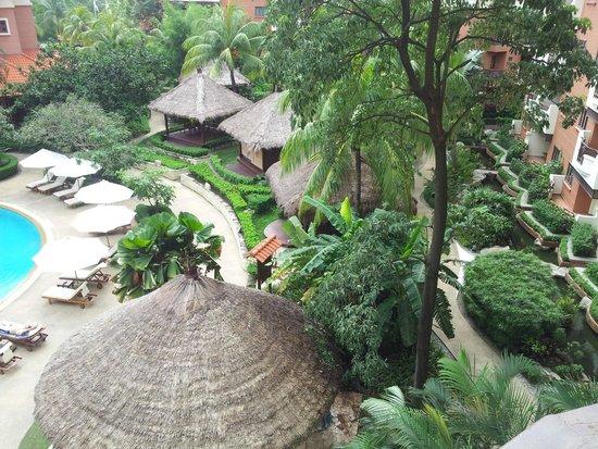 Holiday Inn Resort Batam: Snapshot from room balcony