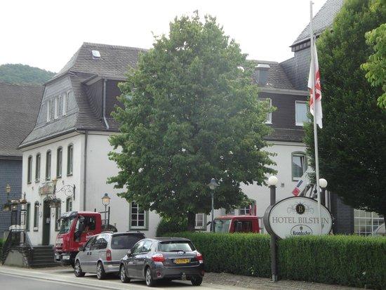 Lennestadt, Germany: Hotel voorzijde