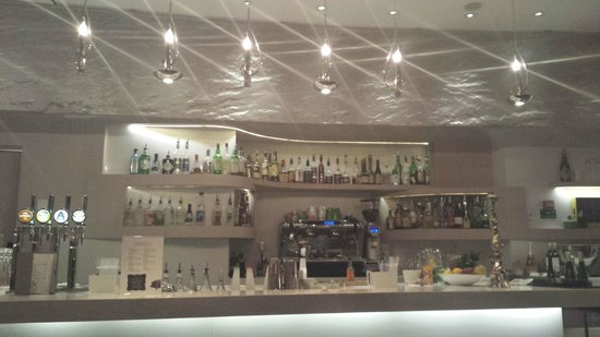 Radisson Blu Hotel Uppsala: Bar scene