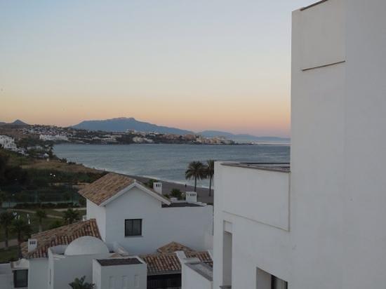 Hotel Fuerte Estepona : Wunderschöner Ausblick!!