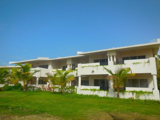 Melia Coco Beach: Oceanfront bungalows