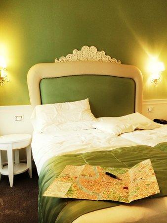 Hotel dei Borgia: Habitación